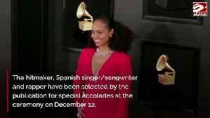 Alicia Keys, Rosalia and more set for Billboard's Women in Music honours [Video]