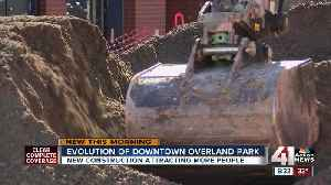 Evolution of downtown Overland Park [Video]