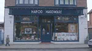 Hafod Hardware releases touching Christmas advert [Video]