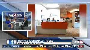 Season 4 Giving: Ronald McDonald House [Video]