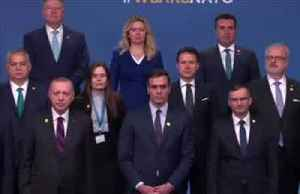 NATO summit opens to fracturing alliance [Video]
