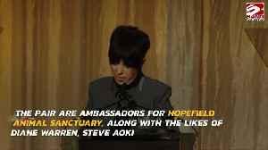 Leona Lewis names Simon Cowell and more as animal sanctuary ambassadors [Video]