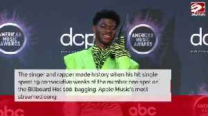 Lil Nas X bags Apple Music's most streamed song of 2019 [Video]
