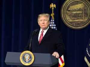 News video: Trump Says 2020 G-7 Summit Will Be at Camp David