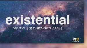 News video: 'Existential' Is The Word Of 2019
