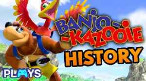 News video: Banjo Kazooie: Complete History | MojoPlays