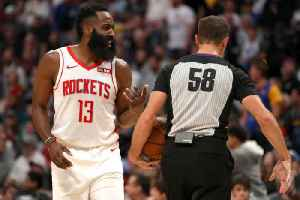 News video: Rockets Want NBA to Act on Blown James Harden Dunk