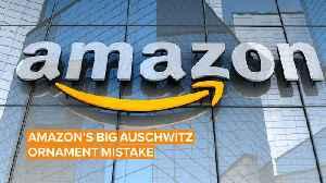 Amazon's Auschwitz-themed Xmas products got back-lashed hard [Video]