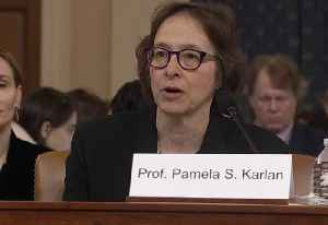 IMPEACHMENT HEARING: Stanford Professor Pamela Karlan Angrily Confronts Republican Congressman [Video]
