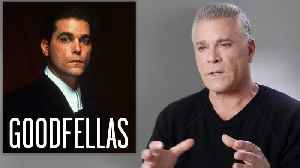 Ray Liotta Breaks Down His Most Iconic Characters [Video]