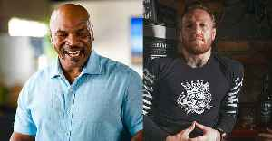 Mike Tyson Gave Some Valuable Advice To Conor McGregor [Video]