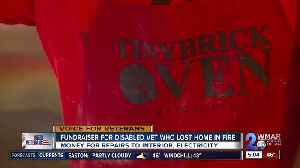 Fundraiser for disabled vet who lost home in fire [Video]