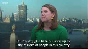 Jo Swinson admits she is unlikely to be the next Prime Minister [Video]