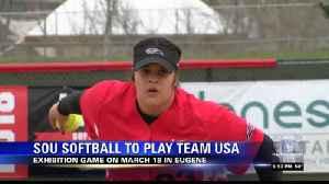 SOU Softball to play Team USA before 2020 Summer Olympics [Video]