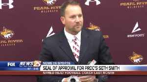 Seal of approval for PRCC's Seth Smith [Video]