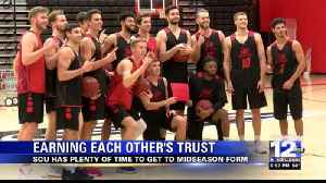 Raiders men's basketball is working to find trust and consistency [Video]