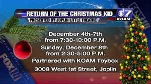 Return of the Christmas Kid 12-3 [Video]