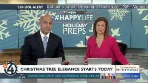 Christmas Tree Elegance starts today [Video]