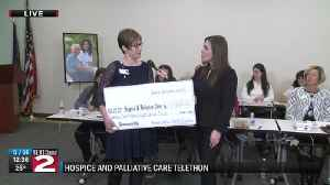 MVHS Cancer Center donates to Hospice [Video]