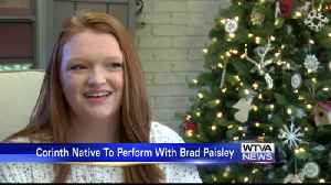 Local cancer survivor to sing alongside country music star Brad Paisley [Video]