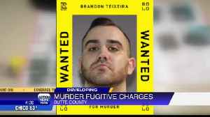 News video: Canadian fugitive in murder case arrested in Butte County
