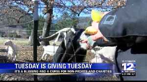 Local non-profit says Giving Tuesday is more than once a year [Video]