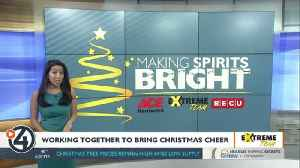 The Extreme Team is working together to bring Christmas cheer [Video]