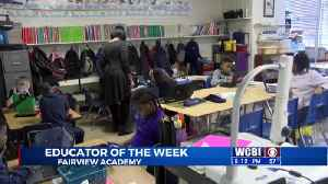 Educator of the Week: Franklin Academy - 12-04-19 [Video]