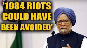 Manmohan Singh says the 1984 riots could have been avoided by Narsimha Rao | OneIndia News [Video]