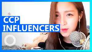 Beijing employs 'influencers' to spread communism [Video]