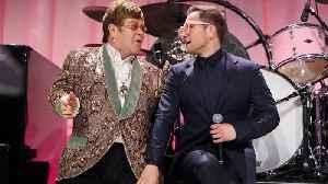 Elton John gave Taron Egerton a drag name [Video]