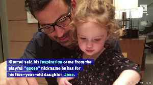 Jimmy Kimmel Releases First Children's Book 'The Serious Goose' [Video]