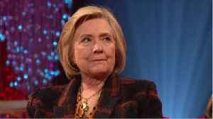 Hillary Hits At Bernie Sanders [Video]