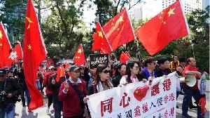 Hong Kong Protestors Plan Rally [Video]