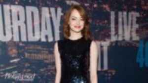 Emma Stone and 'Saturday Night Live' Writer Dave McCary Are Engaged! | THR News [Video]