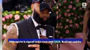 Odell Beckham Jr. Expresses Uncertainty Over Future With Cleveland Browns [Video]