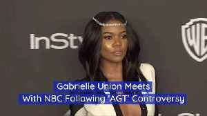 The Update On Gabrielle Union And NBC [Video]