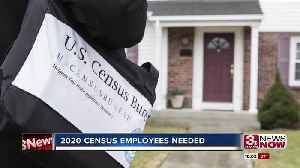 Government struggling to find 2020 census workers in Nebraska [Video]