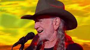 Pot Champion Willie Nelson Gives Up Smoking [Video]
