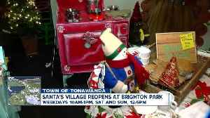 Santa's Village in the Town of Tonawanda returns to spread the Christmas magic [Video]