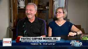 Man fights $4,600 surgery bill he was told insurance would cover [Video]