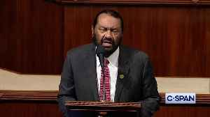 """Democrat Rep """"Heart Is Hurt"""" As No Impeachment Witnesses Were Individuals """"Of Color"""" [Video]"""