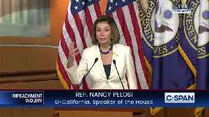 Pelosi throws a fit after being asked a question [Video]