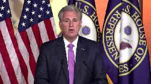 News video: McCarthy confident House impeachment vote 'will be no'