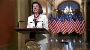 Pelosi Says House Will Draft Articles Of Impeachment For Trump [Video]