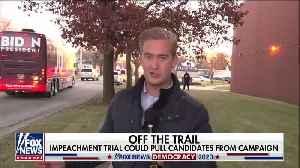 Biden No, I Wont Be An Impeachment Witness [Video]