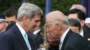 News video: John Kerry Endorses Joe Biden For President