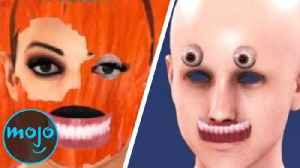 Top 10 Video Game Glitches of 2019 [Video]