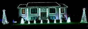 Connecticut home has 'Nutcracker' themed light show [Video]