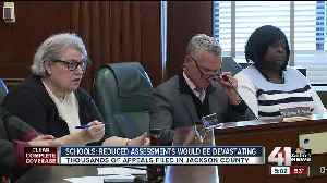 Jackson County school districts: Reduced property assessments would be 'devastating' [Video]